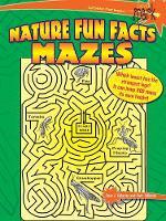 SPARK Nature Fun Facts Mazes by Tony Tallarico