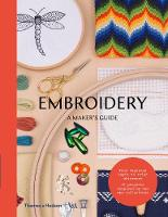 Embroidery A Maker's Guide by V&A Publishing