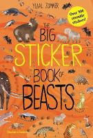 The Big Sticker Book of Beasts by Yuval Zommer
