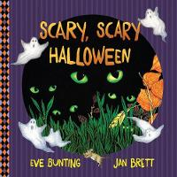 Scary, Scary Halloween Gift Edition by Eve Bunting