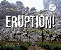 Eruption! Volcanoes and the Science of Saving Lives by Elizabeth Rusch, Tom Uhlman