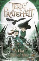A Hat Full of Sky A Tiffany Aching Novel by Terry Pratchett