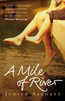 Cover for A Mile of River by Judith Allnatt