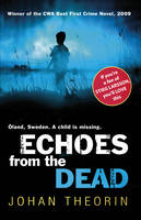 Cover for Echoes from the Dead by Johan Theorin