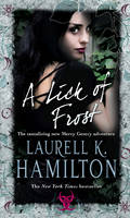 Cover for A Lick of Frost by Laurell K Hamilton
