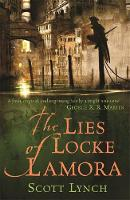 Cover for The Lies of Locke Lamora by Scott Lynch