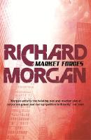 Cover for Market Forces by Richard Morgan