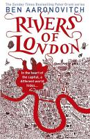 Cover for Rivers of London by Ben Aaronovitch