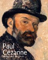 Paul Cezanne Painting People by Mary Tompkins Lewis