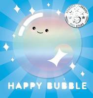 Happy Bubble Bed Time Stories Rhyming Picture Book by Two Astronauts