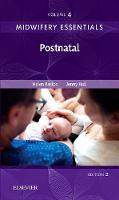 Midwifery Essentials: Postnatal Volume 4 by Helen Baston, Jenny Hall