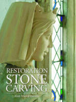 Restoration Stone Carving by Alan Micklethwaite