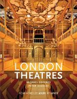 London Theatres by Peter Dazeley, Mark Rylance, Michael Coveney