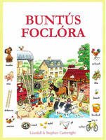 Buntus Foclora The First 1,000 Words in Irish by Stephen Cartwright