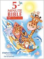 5-Minute Bible 100 Stories and  100 Songs by Stephen Elkins