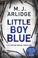 Cover for Little Boy Blue by M. J. Arlidge