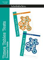 Times Tables Tests Teacher's Guide by Steve Mills, Hilary Koll, Jepson Ledgard