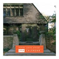 Frank Lloyd Wright 2018 Wall Calendar by Frank Lloyd Wright