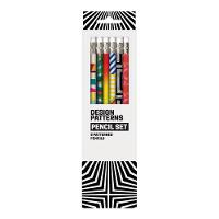 Cooper Hewitt Design Patterns Pencil Set by Cooper Hewitt