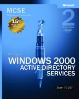 MCSE Self-paced Training Kit (exam 70-217) Microsoft Windows 2000 Active Directory Services by Microsoft Corporation