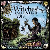 Witches' Calendar 2018 by Llewellyn, Kathleen Edwards