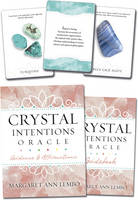 Crystal Intentions Oracle Guidance and Affirmations by Margaret Ann Lembo