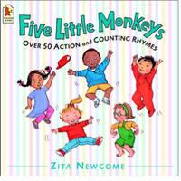 Five Little Monkeys by Zita Newcome