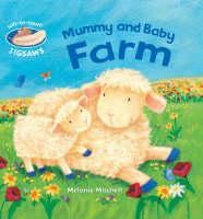 Mummy and Baby Farm Soft-to-Touch Jigsaws by Smriti Prasadam