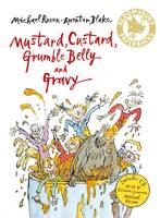 Cover for Mustard, Custard, Grumble Belly & Gravy by Michael Rosen