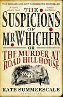 Cover for The Suspicions of Mr. Whicher by Kate Summerscale