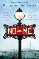 Cover for No and Me by Delphine de Vigan