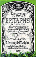 Epitaphs by Geoffrey N. Wright