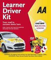 Learner Driver Kit by AA Publishing
