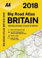 AA Big Road Atlas Britain by AA Publishing