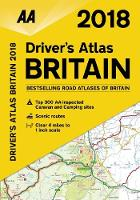 AA Driver's Atlas Britain by AA Publishing