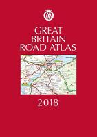 AA Great Britain Road Atlas by AA Publishing