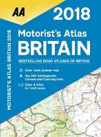 AA Motorist's Atlas Britain by AA Publishing