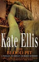 Cover for The Blood Pit by Kate Ellis