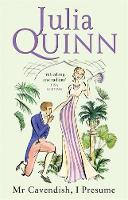 Cover for Mr Cavendish, I Presume by Julia Quinn
