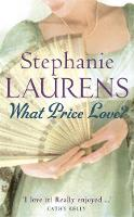 Cover for What Price Love? by Stephanie Laurens