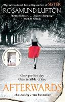 Cover for Afterwards by Rosamund Lupton