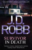 Cover for Survivor In Death by J D Robb