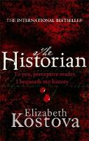 Cover for The Historian by Elizabeth Kostova