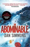 Cover for The Abominable by Dan Simmons