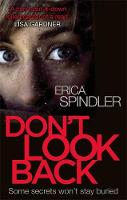 Cover for Don't Look Back by Erica Spindler