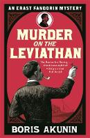 Cover for The Murder on the Leviathan by Boris Akunin