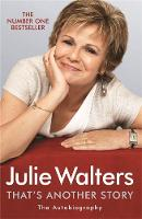 Cover for That's Another Story by Julie Walters