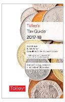 Tolley's Tax Guide 2017-18 by Claire Hayes