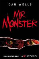 Cover for Mr. Monster by Dan Wells