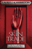 Cover for Skin Trade by Laurell K Hamilton
